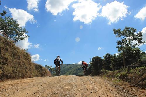Trilha de Mountain Bike - Pedra da Lua - Andradas -48