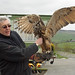 Dad with Eagle Owl