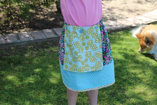 Reversible Apron Skirts