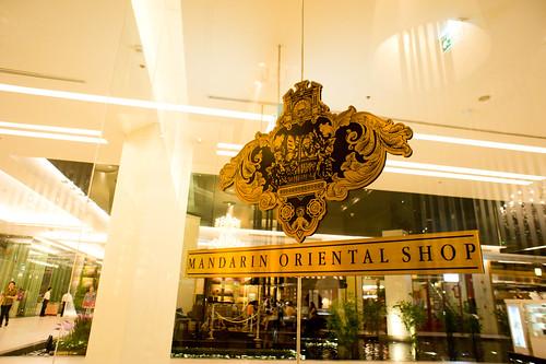 Mandarin Oriental Shop