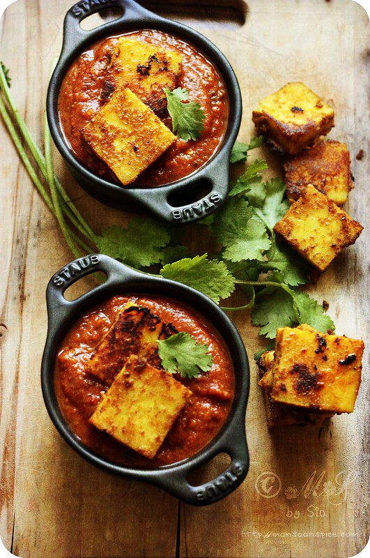 how to prepare paneer tikka masala
