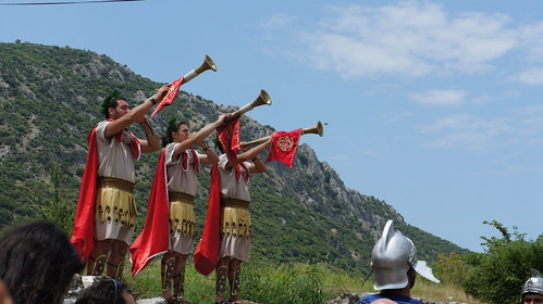 Ephesus Imperial Roman Reenactment