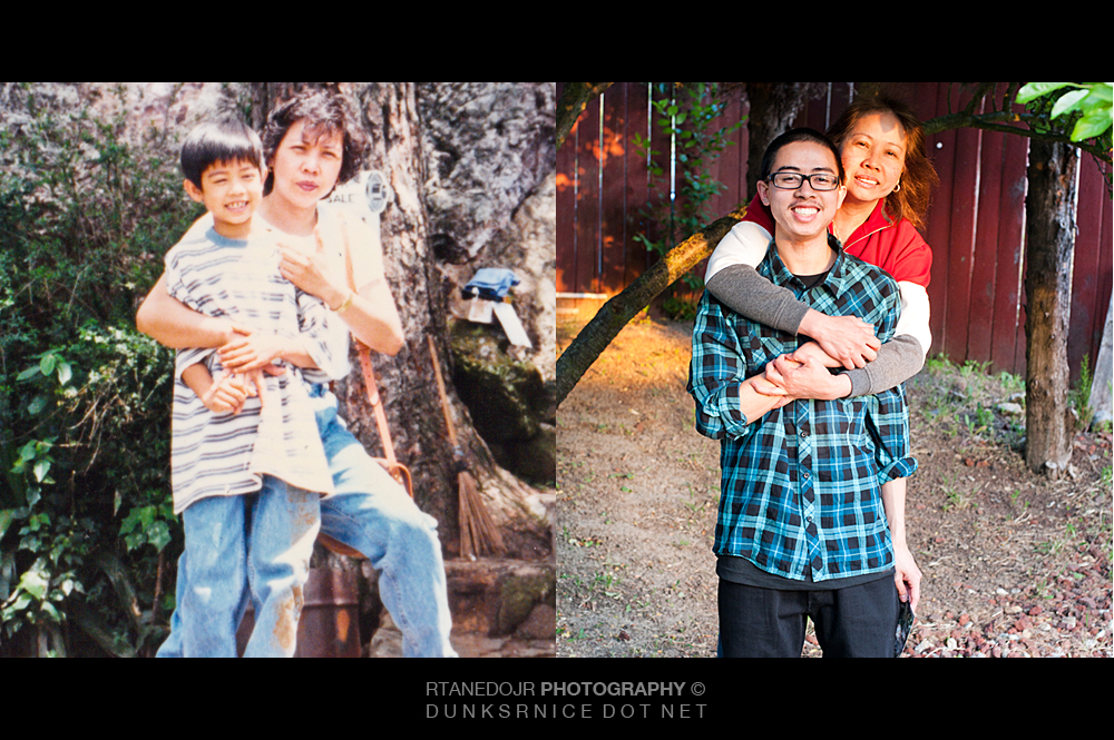 134 of 366 || Growing - Mom & I.