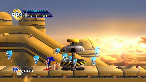 Sonic 4 Episode 2 - Zone 4 Boss