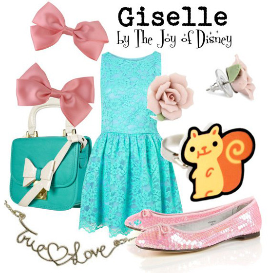 Inspired by: Giselle (Enchanted)