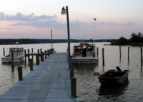 The Chesapeake Charm Charter Boat, Dameron