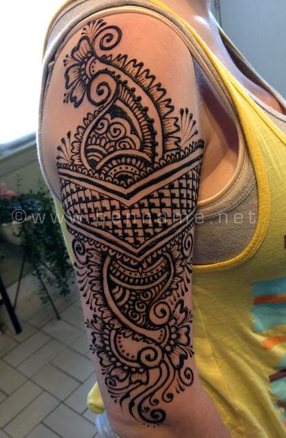 7212895776 7f0f6ef315 z jpgHenna Tattoo Arm Sleeve