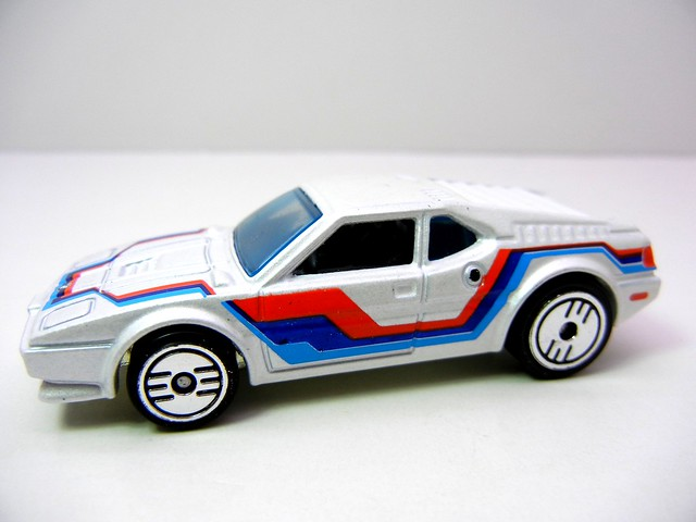 hot wheels hot ones bmw m1 (4)