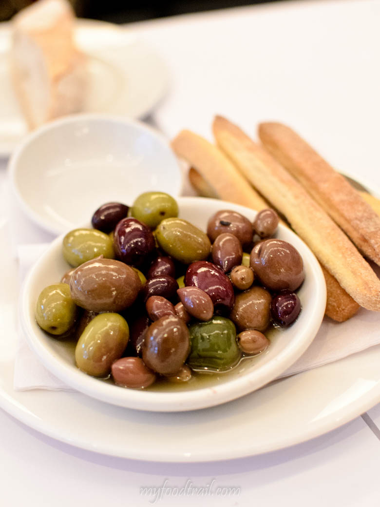 Bottega - Olives