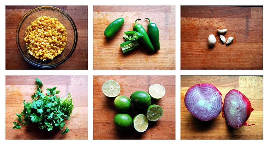 cilantro corn salsa ingredients