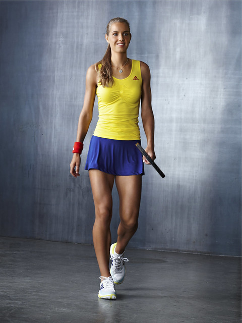 2012 French Open adidas outfits