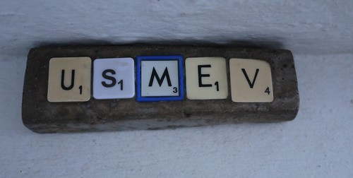 #scrabbleman 20, Hastings by HastingsPeetArt