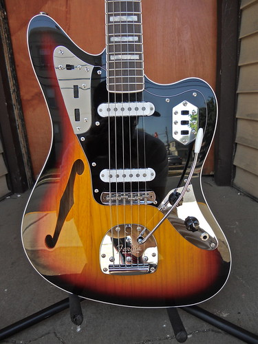 fender® forums • view topic - my new fender jaguar special edition