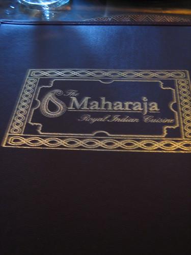 IMG_4803 The Maharaja Menu