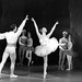 David Blair and Svetlana Beriosova in the Sadler's Wells Ballet production of The Prince of the Pagodas 1957 © Roger Wood/ROH 1957