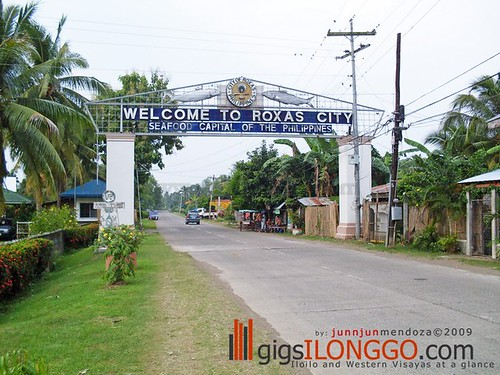Welcome to Roxas City - Seafood Capital of the Philippines