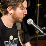Wed, 30/05/2012 - 10:56am - Great Lake Swimmers perform live in WFUV's Studio A. photo by Erica Talbott