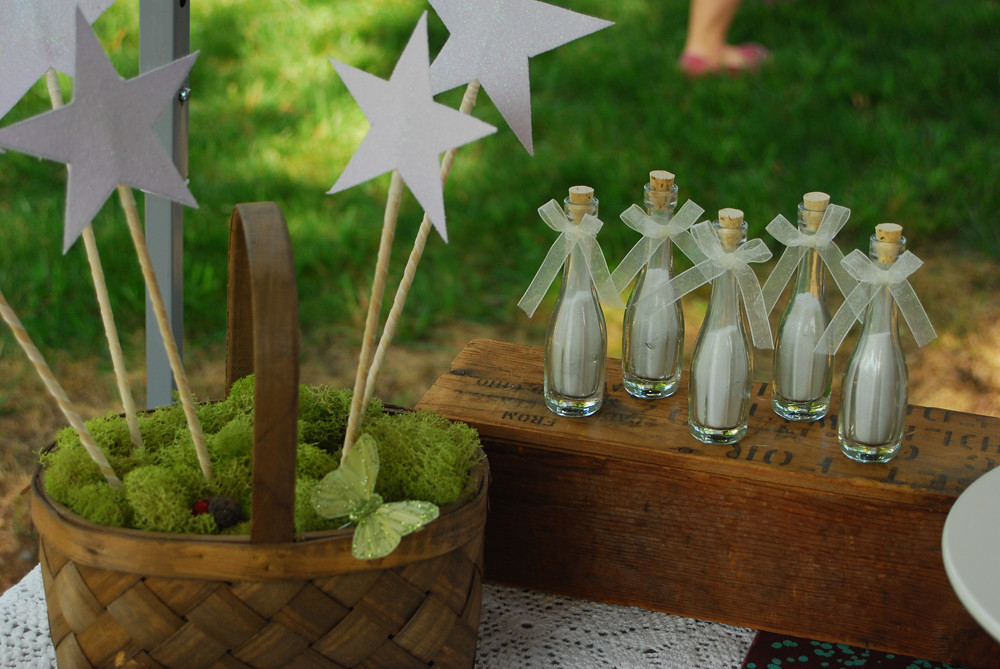 Woodland Enchanted Forest Baby Shower Dessert Table A Photo On