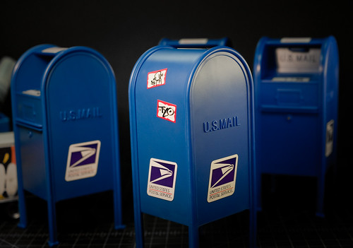 usps mini drop boxes
