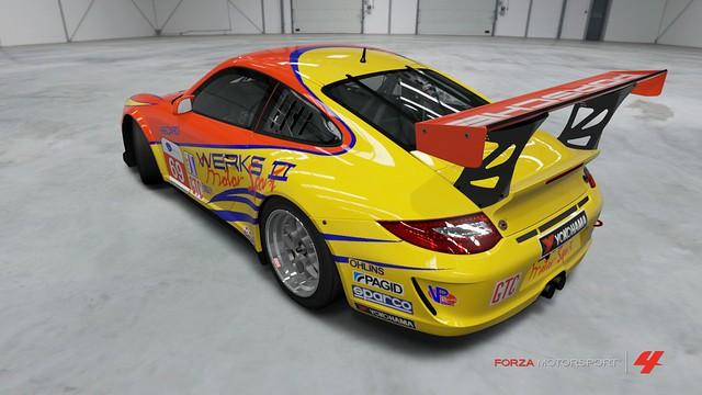 Porsche Liveries and Tunes 7321938478_64678fa62c_z