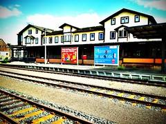 Bad Salzungen #train station #today.