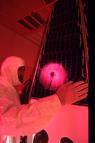 Forte, the first satellite made of an all-composite structure