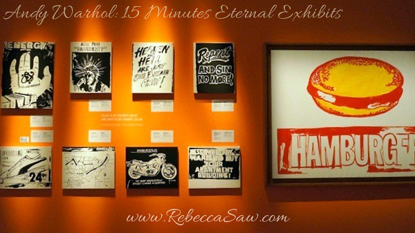 Andy Warhol 15 Minutes Eternal Exhibits - ArtScience Museum, Singapore (32)