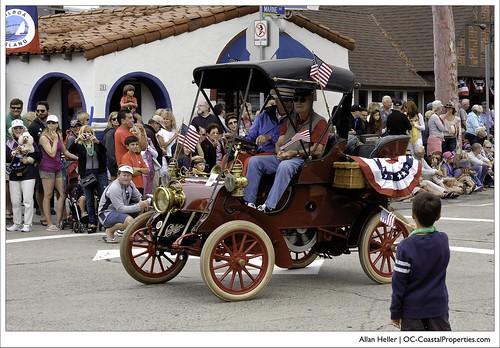 The 18th Annual Balboa Island Parade