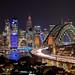 Sydney Harbour Bridge by jordie23
