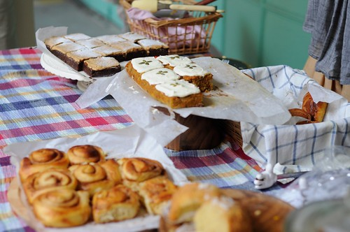 Sadie Rose's Pop Up Bakery @ Nylon Coffee (2 June 2012)