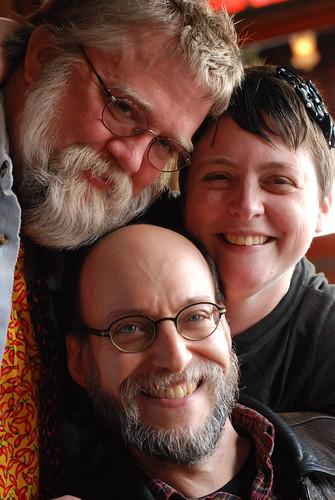 Jay, Miki, and David