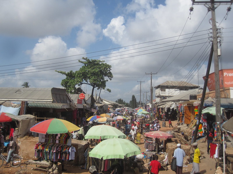 Tanzania Market Africa