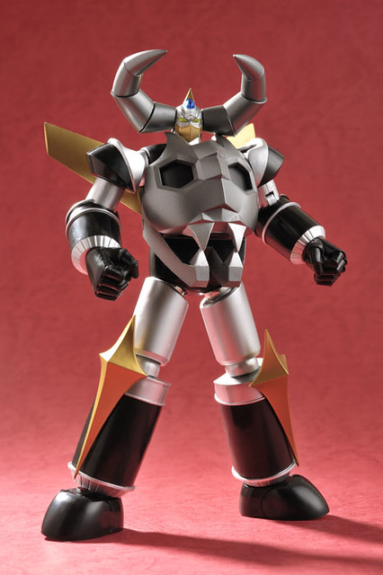 Dynamite Action! Gaiking Miyazawa Black Ltd Edition