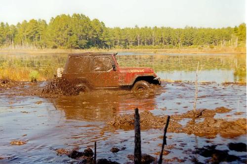 Wet Jeeps