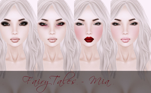 "-Glam Affair- Mia for ""Fairy Tales in 2012"""