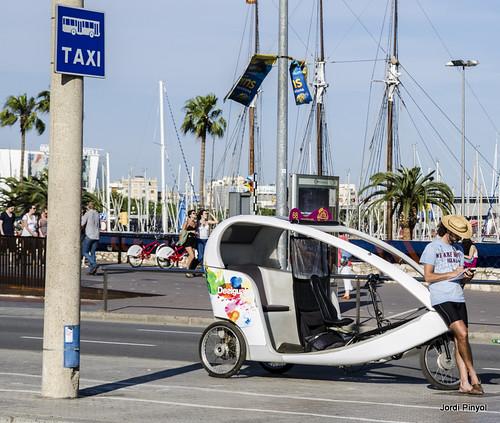 taxi by JordiBCN