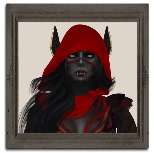 Red's red riding hood