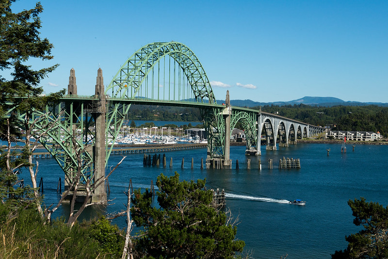 Yaquina Bay Bridge 3