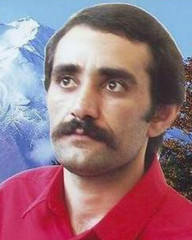 "Yunes Aghayan, a follower of the Al-e-Haq faith has been sentenced to death for ""armed resistance against the Islamic Republic of Iran"""