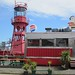 Fatboy's Diner and the Thames lightship