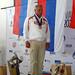 Vladimir Kotelnikov - a proud winner