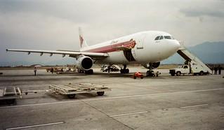 Thai Airways TG319