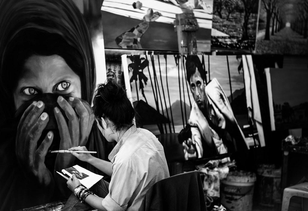 The spiritual essence of painting