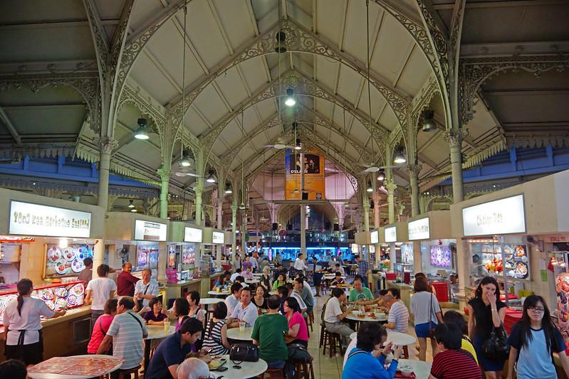 2012-06-17 06-30 Singapore 449 Lau Pa Sat Market