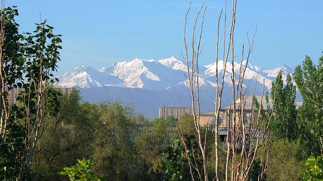 Bishkek, Kyrgyzstan by CC user vlitvinov on Flickr