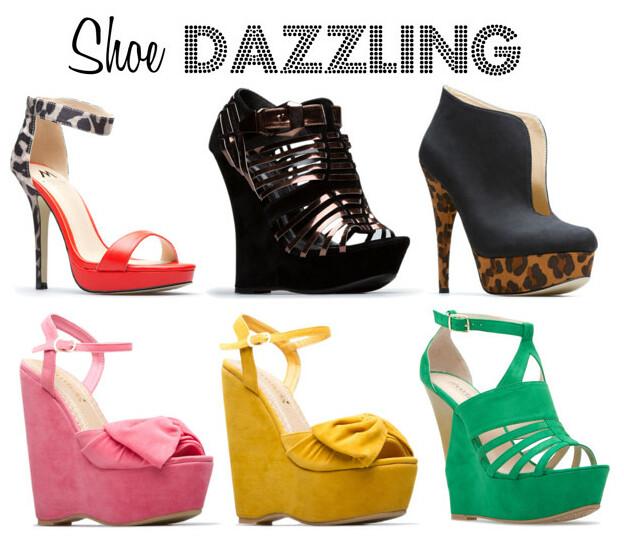 Shoe Dazzling