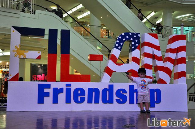 Fil-Am Friendship Day Ayala Center Cebu