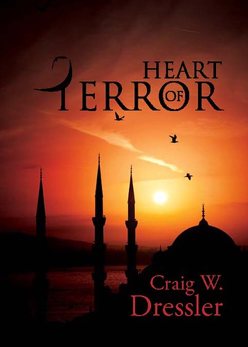Heart of Terror Book Cover