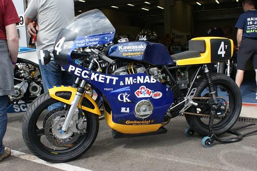 Kawasaki Z1000 (Phase One Endurance, Richard Hubin & Michel Simeon)