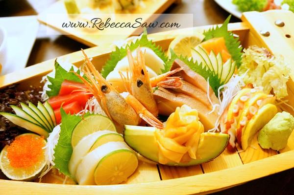 shokudo japanese restaurant - Armada Hotel-005